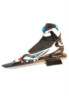 Salomon RS Carbon - Maple/Armari SNS Profil - Schaatsen