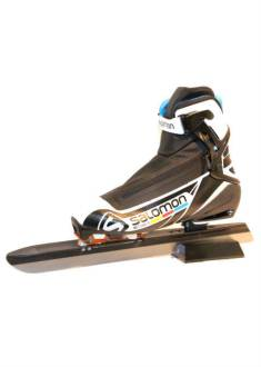 Salomon RS Carbon - MenM Ice Skate Whiperboard - Schaatsen