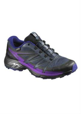 Salomon WINGS PRO 2 GTX - Paars - Dames