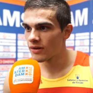 Spaanse atleet wint goud in plaats van zilver