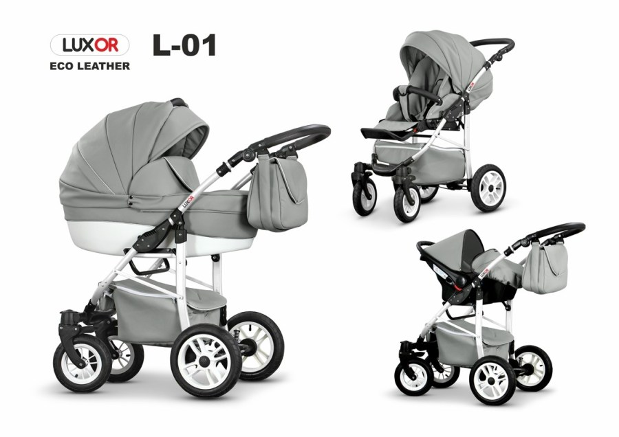 КОЛЯСКА LUXOR L-01