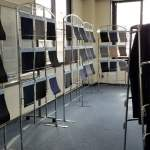 紳士服パーソナルオーダースーツ特別展示会を行いました