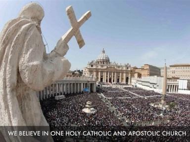 Hur känns det som nybliven katolik i dessa skandaltider?