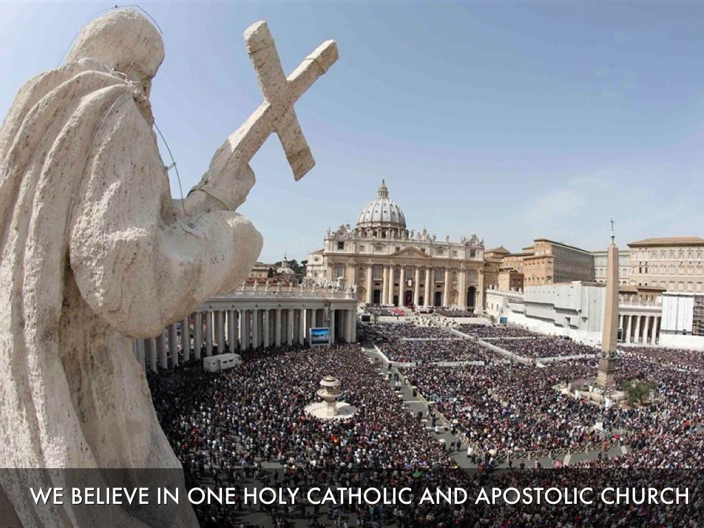 Hur snabbt blev den tidiga kyrkan katolsk?
