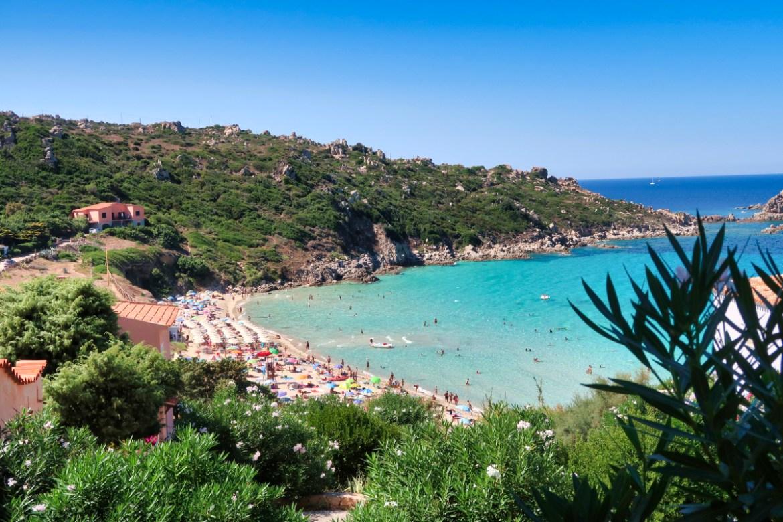 plage Santa Teresa Di Gallura