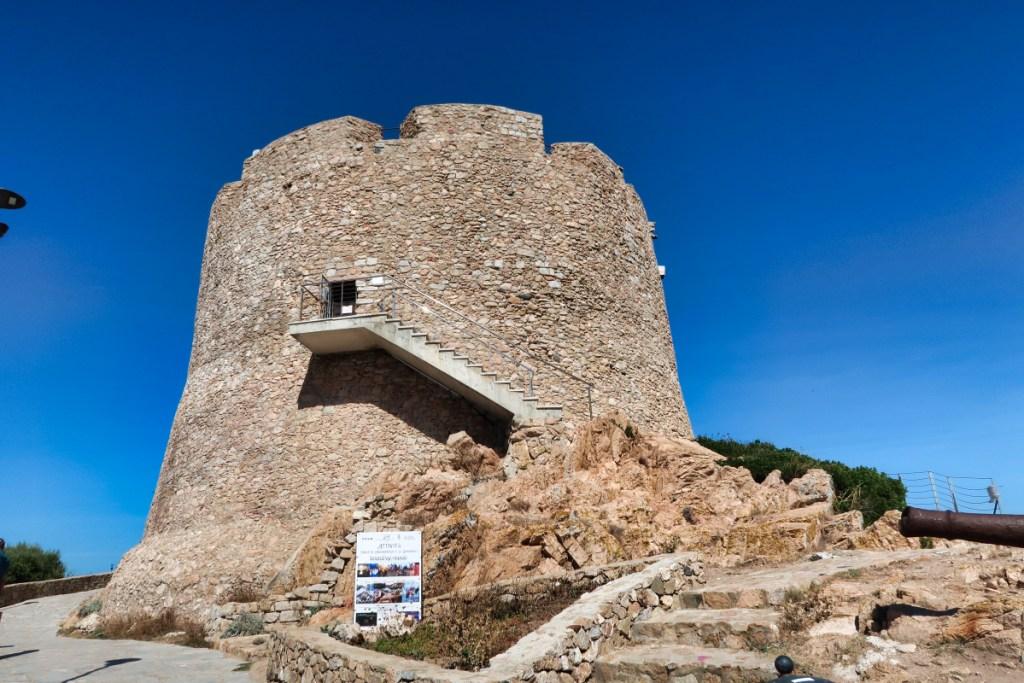 Torre Spagnola santa teresa di gallura