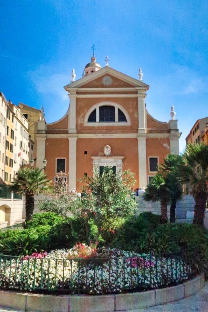 Eglise Ajaccio