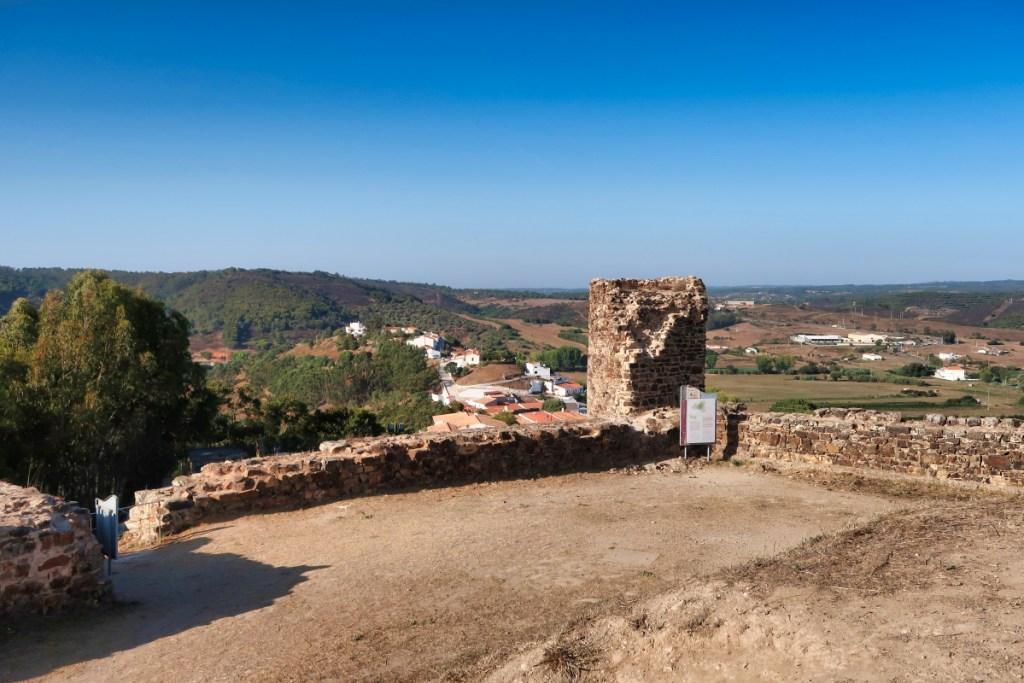 Château Aljezur Algarve