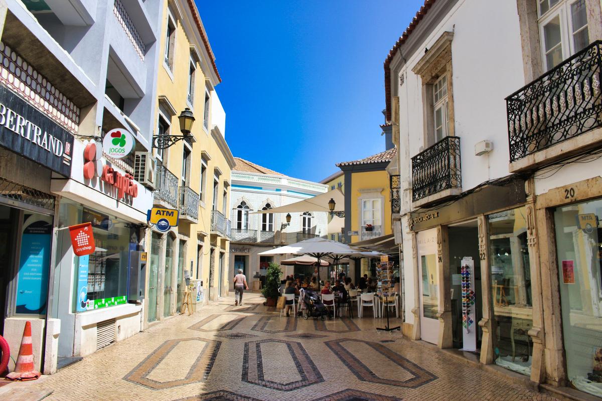 Rues de Faro