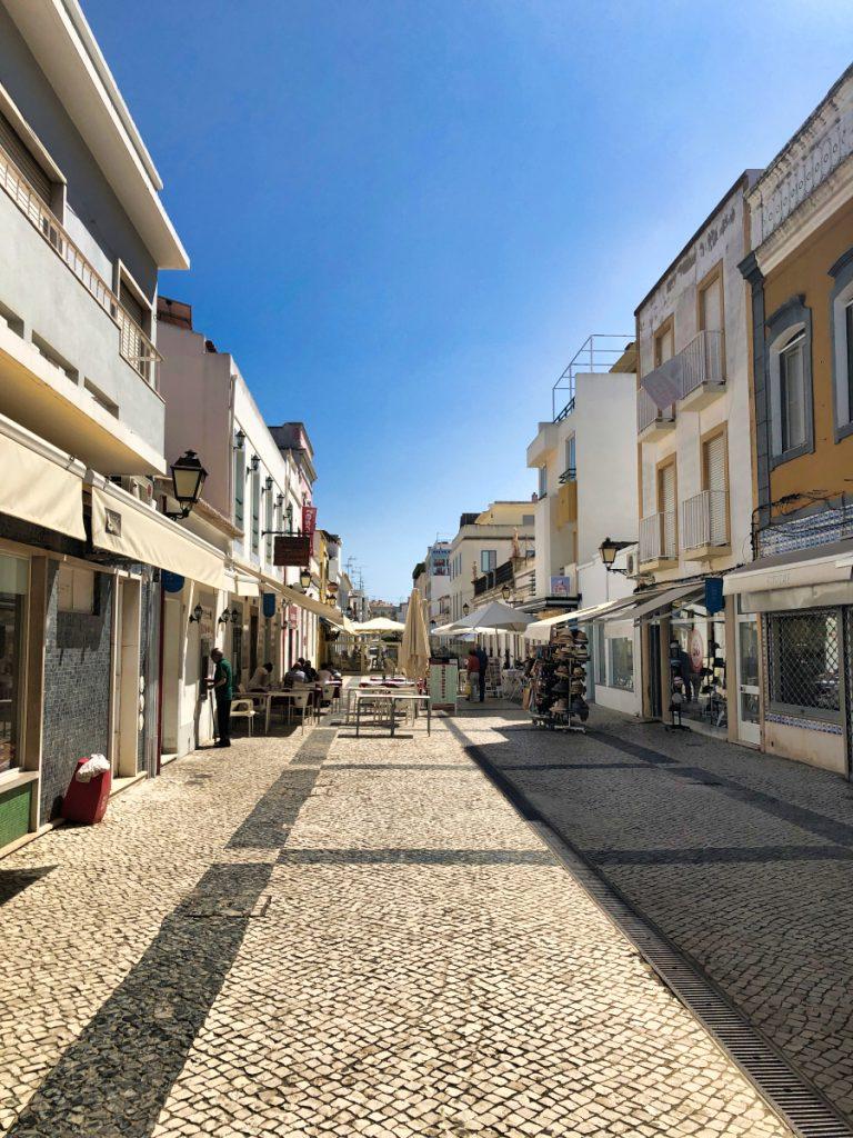rua vila real de santo antonio