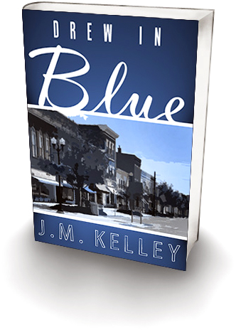 Drew In Blue by J.M. Kelley