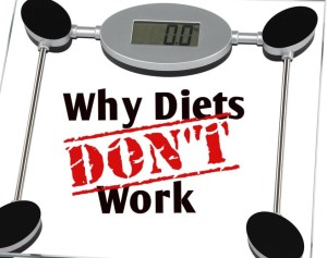 WHY DIETS DONT WORK
