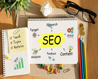 Website Optimization for Search Engines