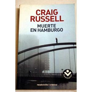 Portada libro Craig Russel Muerte en Hamburgo