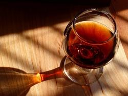 Copa de vino de Oporto