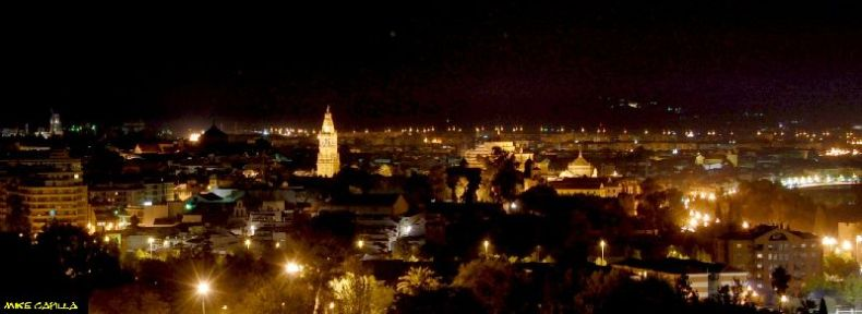 Córdoba vista de noche