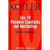 Portada libro Kotler de marketing