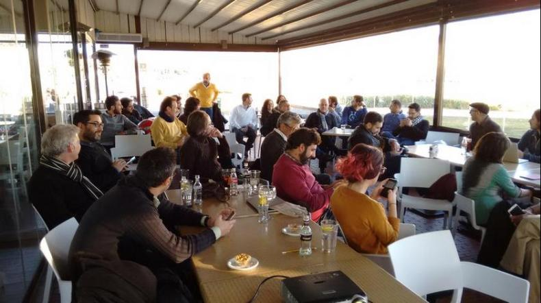 Encuentro de emprendedores e innovadores GeekGin