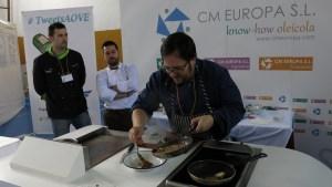 Juan Pablo Gámez, Chef del RestauranteLos Sentidos de Linares en #TeetsAOVE