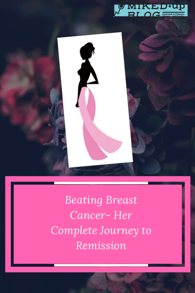 Hey Cancer - You Picked the Wrong Bitch #remission #cancer #journey #family #breastcancer #surgery #fight