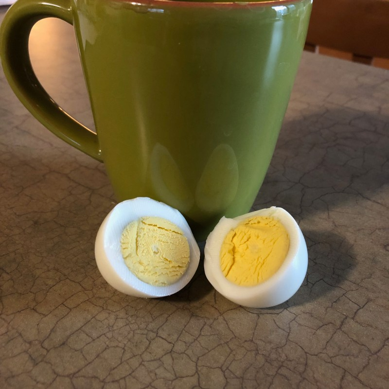 How to Make a Hard Boiled Egg