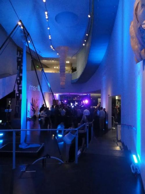Microsoft Party Bellevue Art Museum