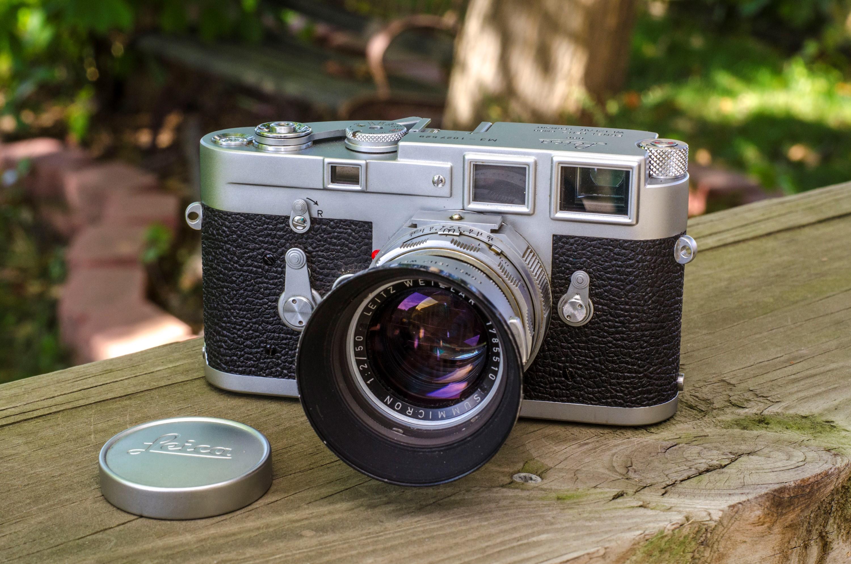 Leica M3 (1961) - mike eckman dot com