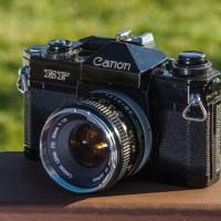 Canon EF (1973)
