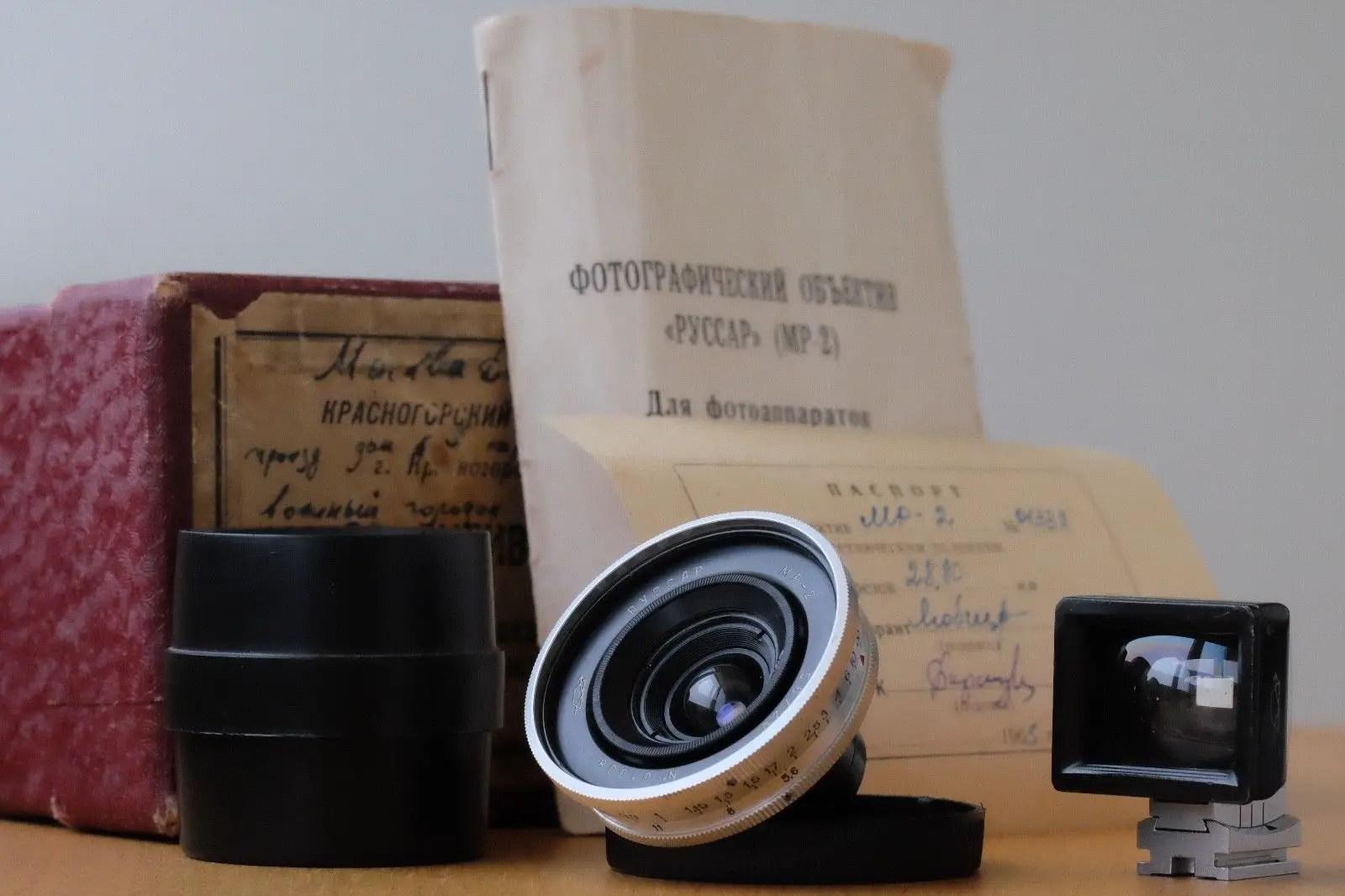 Keppler's Vault 23: Russian Lenses Reviewed - mike eckman