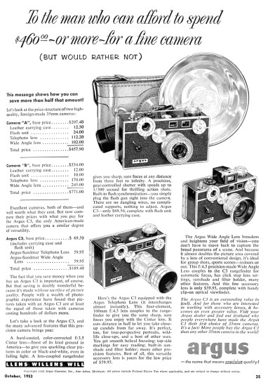 Modern Photography, October 1953