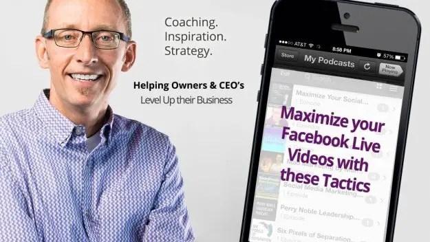 maximize facebook live videos