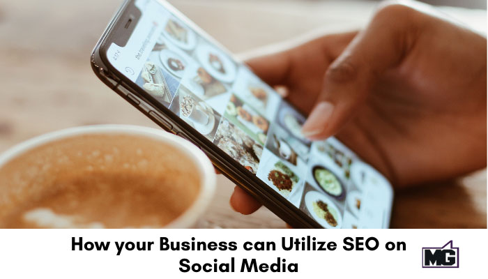 utilize seo on Social media
