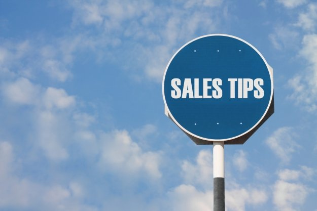 Improve small business sales
