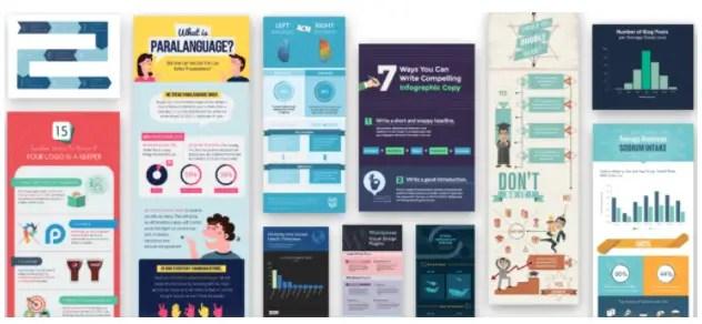 visme content marketing design tools
