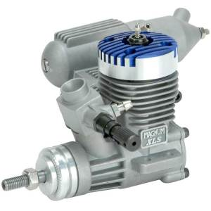 Magnum XLS15 Engine 3/4 View