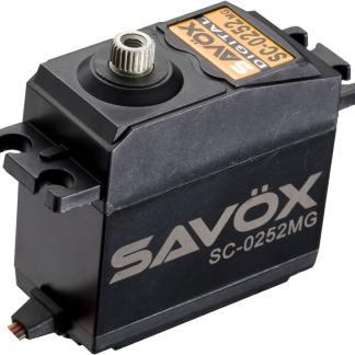 Savox SC-0252MG Standard Digital Servo Image