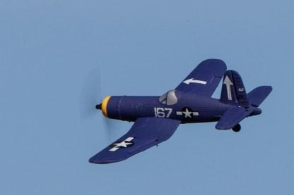 Rage F4U Corsair Micro RTF Airplane 3