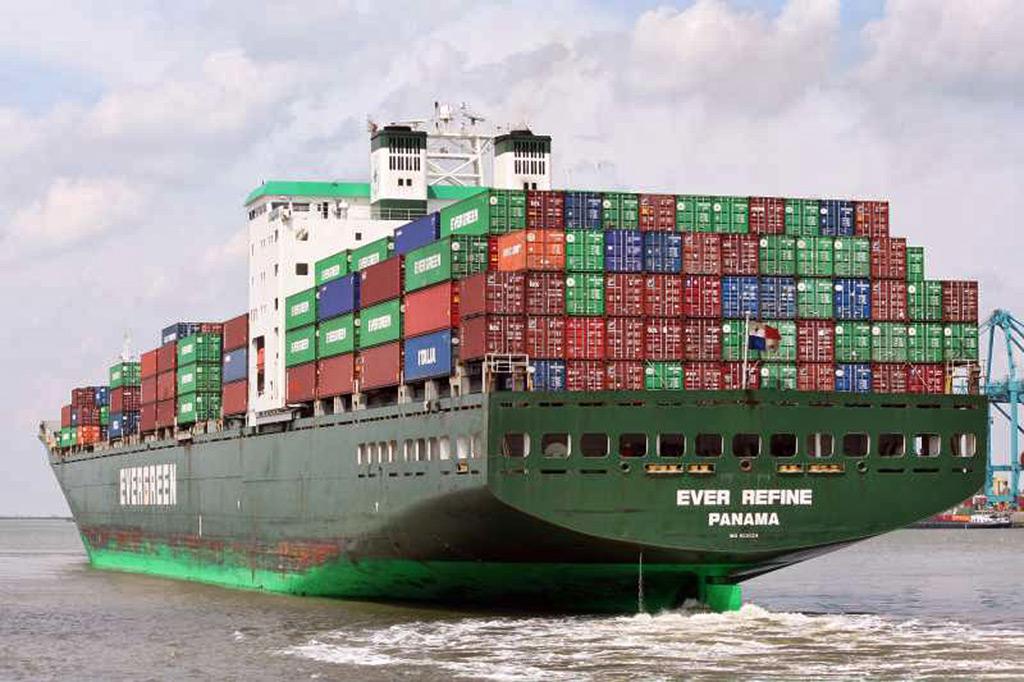 The Evergreen Maritime Line Ever Refine