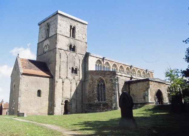 St Peter's Church, Barton-on-Humber