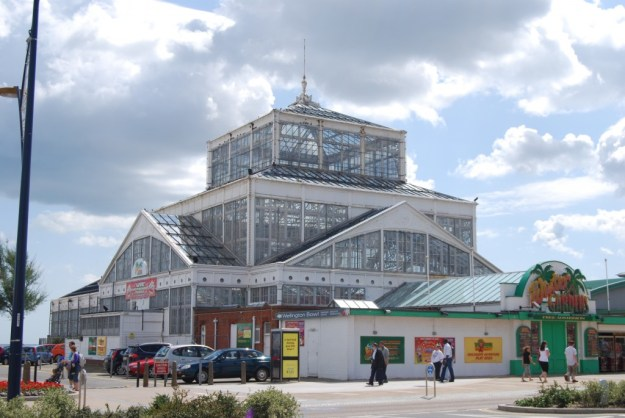 Winter Garden, Great Yarmouth, Norfolk