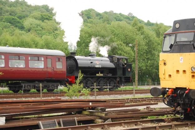 Peak Rail, Rowsley South Station