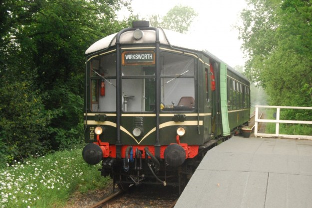 Ecclesbourne Valley Railway, Derbyshire
