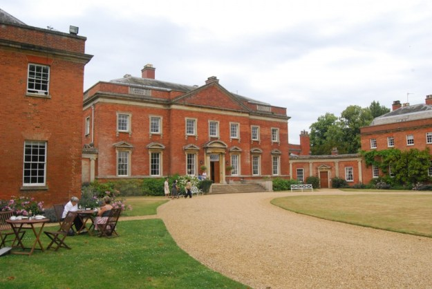Kelmarsh Hall, Northamptonshire
