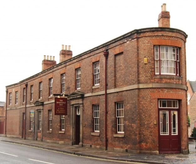 Brunswick Inn, Railway Village, Derby