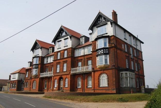 Former Grand Hotel, Mundesley, Norfolk