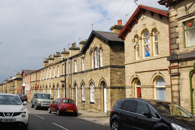 Titus Street, Saltaire, West Yorkshire