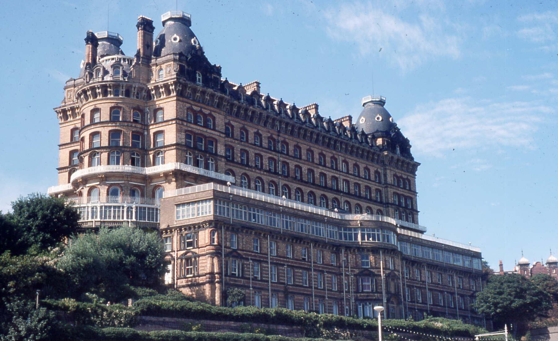 Grand Hotel Mike Higginbottom Interesting Times