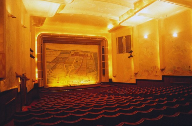 Theatre, Stanford Hall, Nottinghamshire