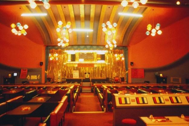 Former Ritz Cinema, Parson Cross, Sheffield (1988)