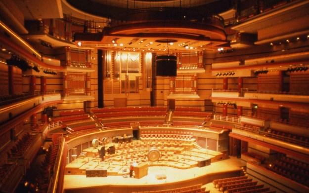 Symphony Hall, Birmingham